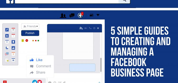 creating and managing a facebook business page
