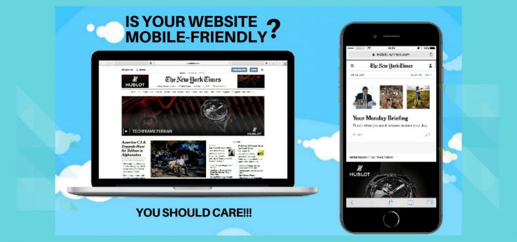 Mobile-friendly website-kingsley Mbadugha