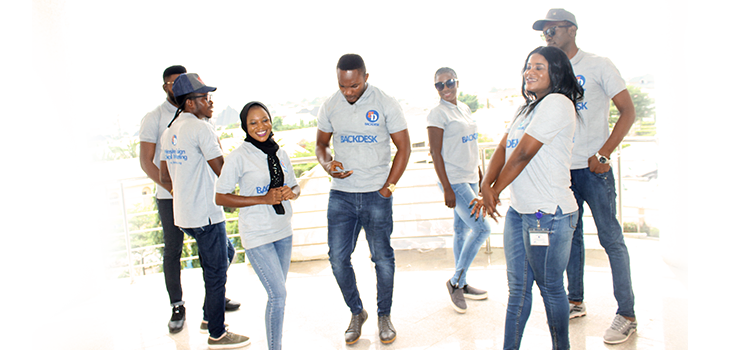 backdesk-branded-polo-shirts increase conversation post by Eze Erondu