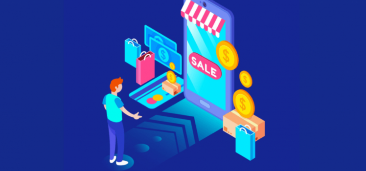 selling online with ecommerce websites