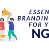 branding guide for NGO