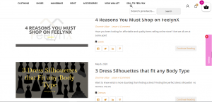Why You Need a Website For Your Clothing Line