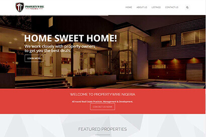 property-wire-nigeria-abuja-web-design-backdesk
